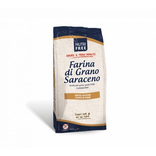 Közeli szavatossági idő 08.06.!!! Nutrifree Farina Di Grano Saraceno - Hajdina liszt 500g