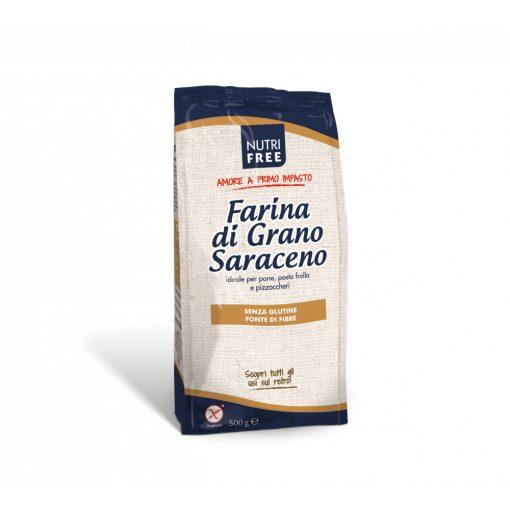 Nutrifree Farina Di Grano Saraceno - Hajdina liszt 500g