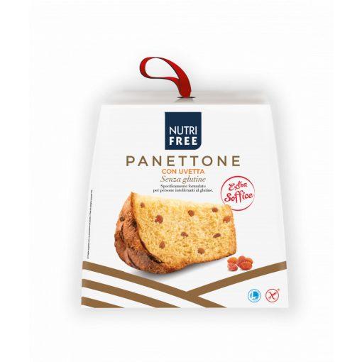 Nutrifree Panettone Con Uvetta - Mazsolás panettone 600g
