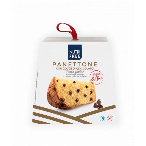 Nutrifree Panettone Con Gocce Di Cioccolato - csokis panettone 600g