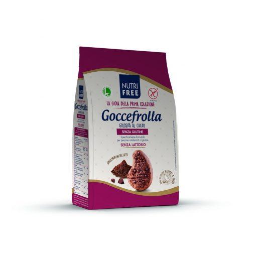 Goccefrolla golositá al kakao - kakaós keksz csokidarabokkal
