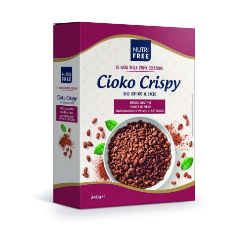 Cioko Crispy 340g -  Csokoládés gabonapehely
