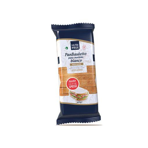 PanBauletto - szeletelt fehér kenyér 300g