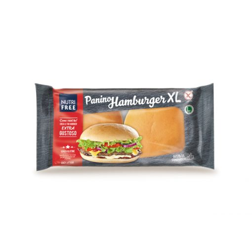 Nutrifree Panino Hamburger XL 200 g